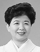 第8回江差追分全国大会(昭和45年)優勝者:山本ナツ子