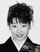 第38回江差追分全国大会(平成12年)優勝者:辻 真由美