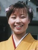 第41回江差追分全国大会(平成15年)優勝者:寺島絵里佳