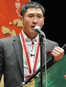 第50回記念江差追分全国大会(平成24年)優勝者:杉本武志