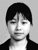 第3回江差追分少年全国大会(平成11年)優勝者:寺島絵美