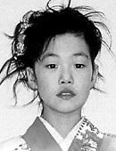 第7回江差追分少年全国大会(平成15年)優勝者:中島琴美