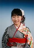 第18回江差追分少年全国大会(平成26年)優勝者:石田 桃子